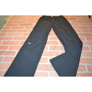 10178 Womens Under Armour Gym Pants Size XS Black